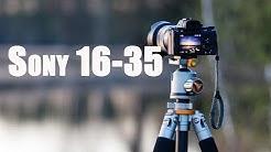 Testbericht Sony 16-35 mm Objektiv an Sony A7R III Kamera
