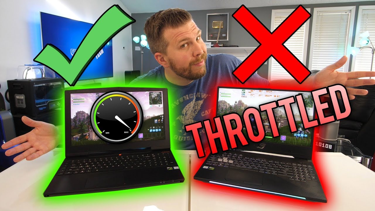 Is Your Gaming Laptop Throttling? How to Know and (hopefully) Fix it!