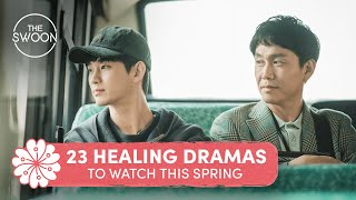 Download 23 healing dramas to watch this spring [ENG SUB]