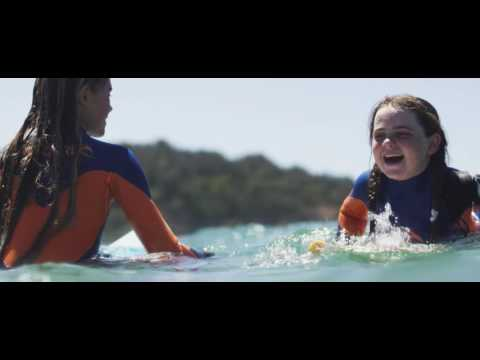 Meet 5-Year-Old Surfer Quincy