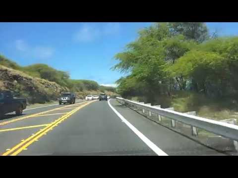 Drive Hawaii!! My favorite  coast drive course,from Koko Head Marina to Waimanalo Beach.