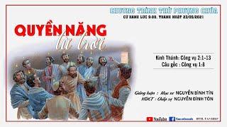HTTL TÂN HIỆP (Kiên Giang) - Chương Trình Thờ Phượng Chúa - 23/05/2021
