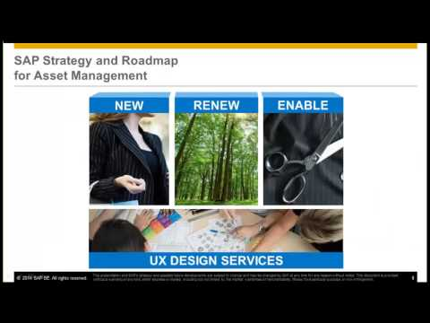 05032 SAP Roadmap for Asset Management - Planned Innovations and Future Directions ASUG