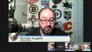 The HockeyBuzzCast Live Trade Deadline Preview Central Division