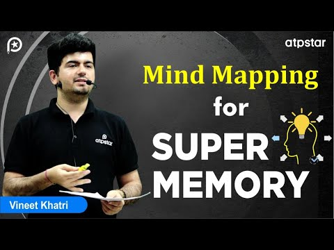 """BOOST  your memory power by """"Mind Mapping Method"""" ? - By Vineet Khatri - IITian & Educationist"""