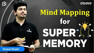 """Mind Mapping Method"" for Super Memory- in HINDI"