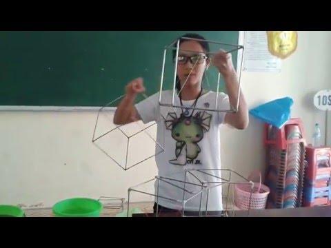 Bài dự thi sáng tạo Đồ dùng học tập - 10SV - CVT - 2016
