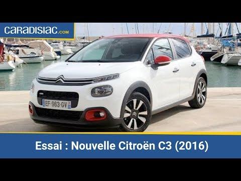 Essai nouvelle Citroën C3 2016 : enfin compétitive