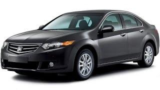 Замена лобового стекла на Honda Accord в Казани.