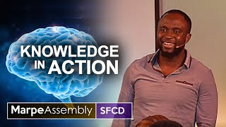 KNOWLEDGE IN ACTION | SFCD | Apostle A.B. Prince