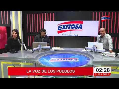 La voz de los Pueblos con David Flores programa completo 01/08/18