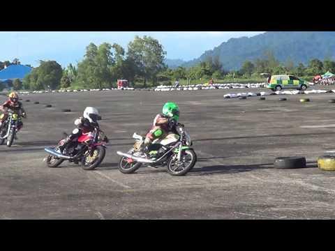 ROAD RACE RX KING PADANG ( KHAYLILA DRAG RACE ROAD RACE)