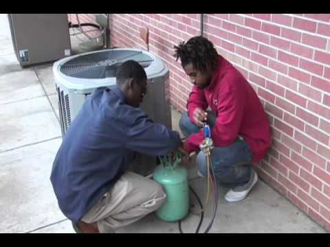 Southwest Mississippi Community College: Heating and Air Conditioning