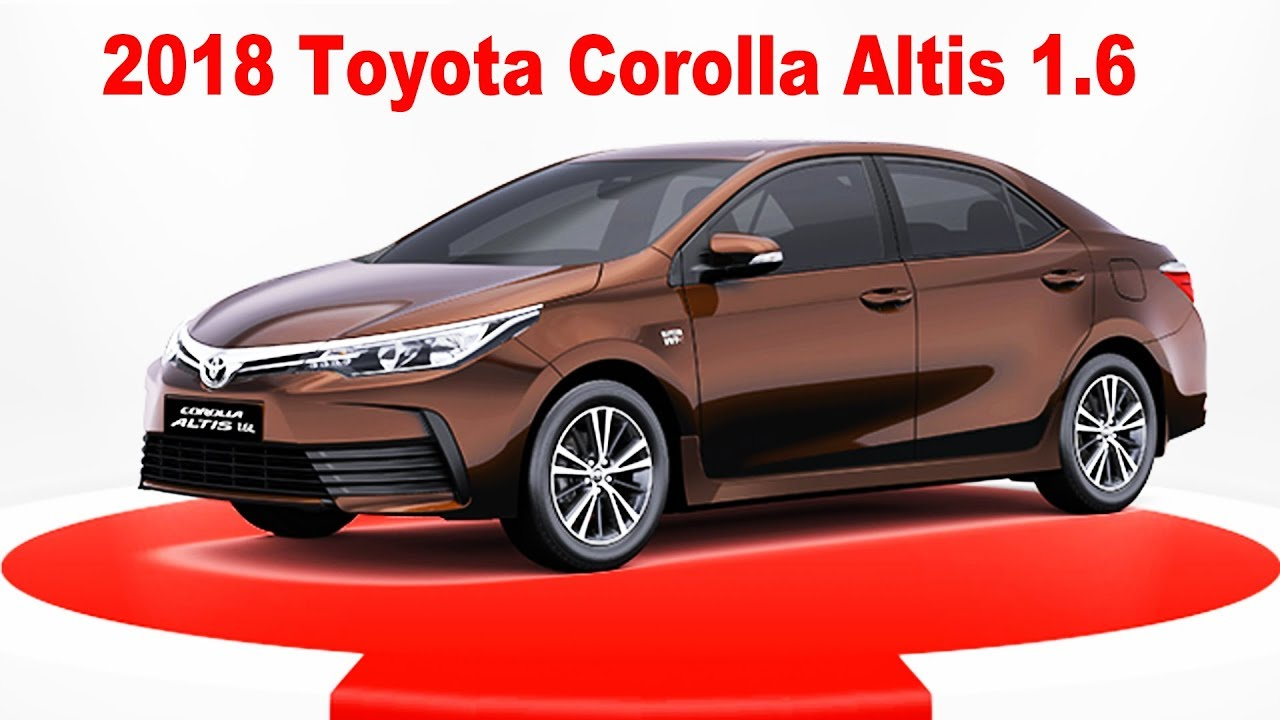 2018 toyota corolla altis 1 6 pakistan youtube. Black Bedroom Furniture Sets. Home Design Ideas