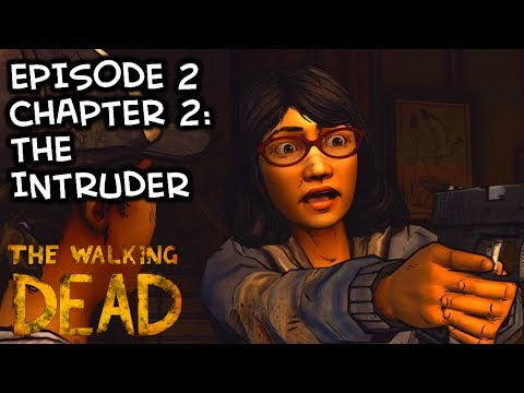 Download The Walking Dead - Chapter 2: The Intruder (Episode 2: A House Divided Gameplay Walkthrough) [HD]