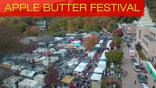 Apple Butter 2015 Berkeley Springs, WV