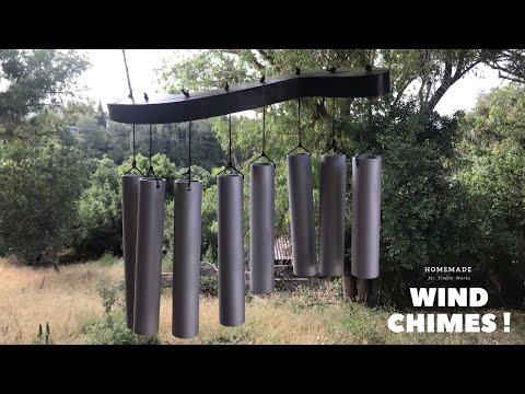 Homemade Wind Chimes
