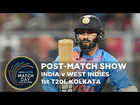 India v West Indies, 1st T20I, post-show | LIVE STREAM