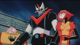 Mazinkaiser OVA 02 La aparición del Dios demoniaco (Español) streaming