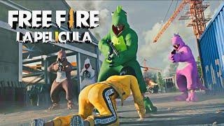 FREE FIRE: LA PELÍCULA 2020 (OFICIAL) en ESPAÑOL - Concept fan made