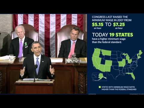 Obama's 2013 State of the Union - Full speech- HD video