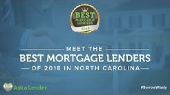 Meet North Carolina's Best Mortgage Lenders 2018 | Ask a Lender