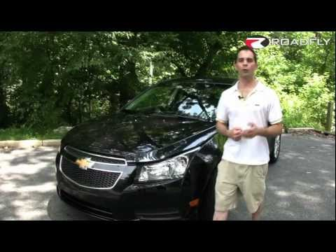 RoadflyTV - 2011 Chevrolet Cruze ECO Test Drive & Car Review