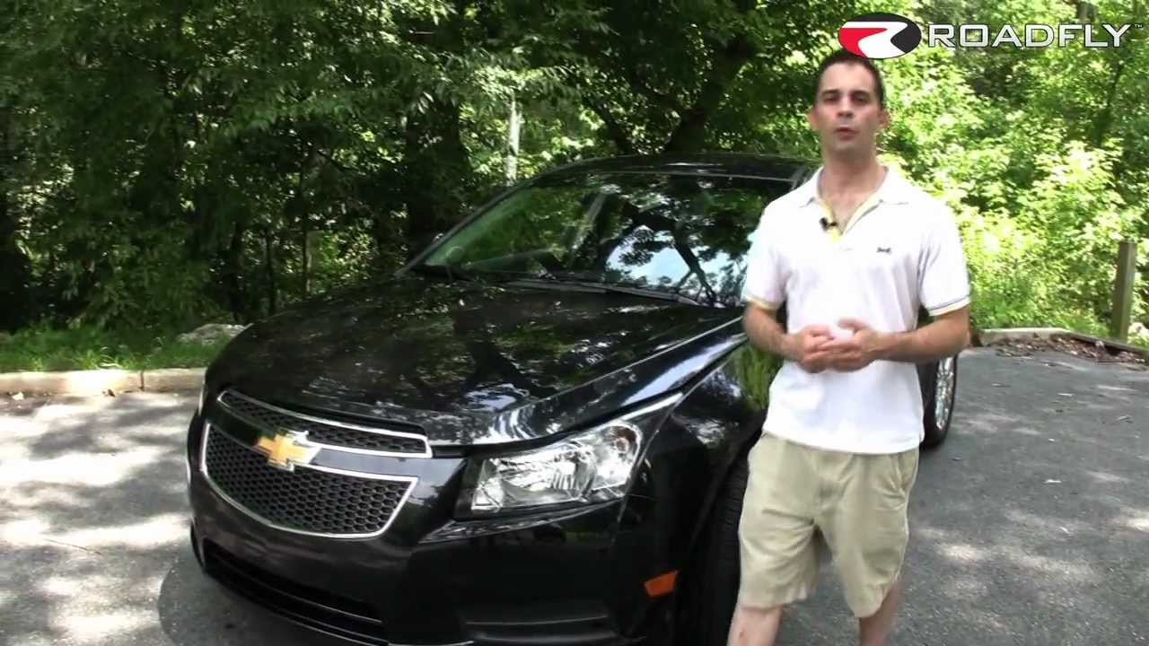 Cruze chevy cruze 2011 review : RoadflyTV - 2011 Chevrolet Cruze ECO Test Drive & Car Review - YouTube