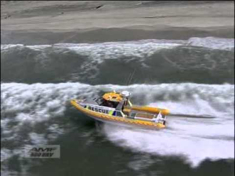 AMF Pauanui Rescue Boat