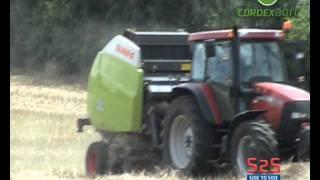 Cordex - sznurki rolnicze, siatki do pras, folie do owijarek