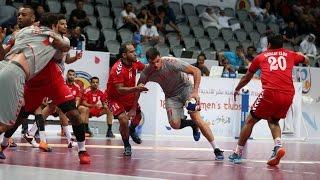 الشوط الأول | لخويا 33 - 22 مسقط العماني | البطولة الآسيوية لكرة اليد2016