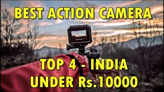 Video Top 4: Best action camera under 10000 in india download MP3, 3GP, MP4, WEBM, AVI, FLV Juli 2018