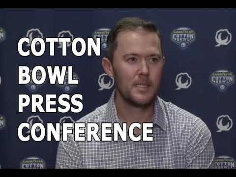 Cotton Bowl HC presser