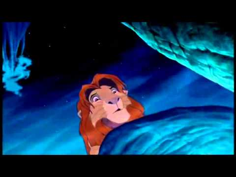 Mufasa's Ghost   The Lion King