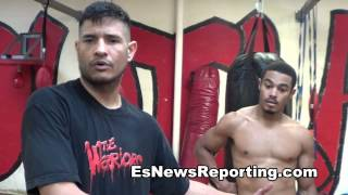 canelo vs cotto who is the a side who is b side? EsNews boxing