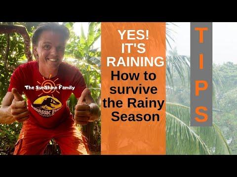 Rainy Season Tips - Rainy Season Costa Rica