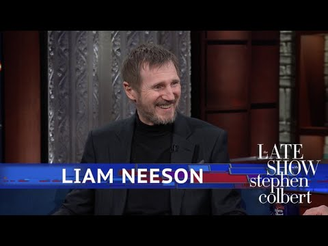 Liam Neeson Might Be The Voice On Your GPS