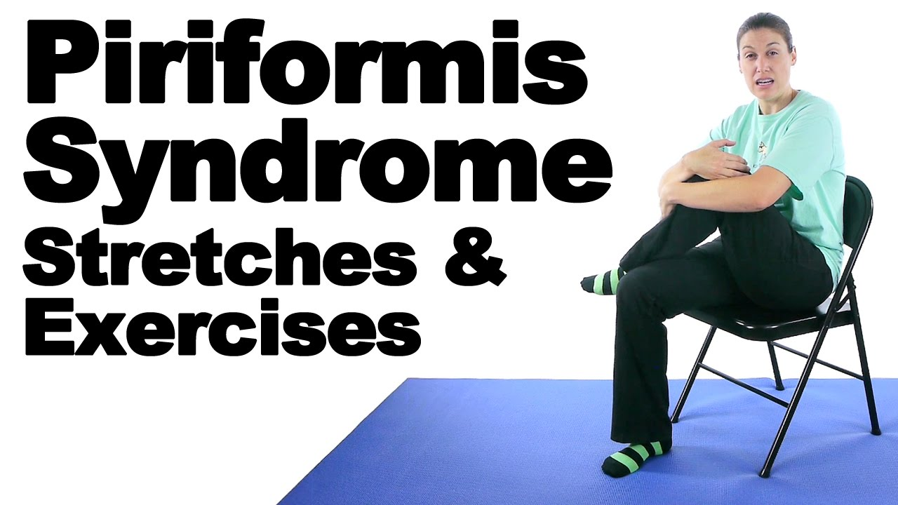 Piriformis Syndrome Stretches & Exercises - Ask Doctor Jo ...