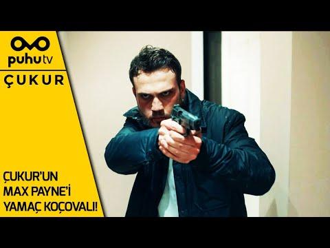 Çukur 4.Sezon 27.Bölüm – Çukur'un Max Payne'i Yamaç Koçovalı!