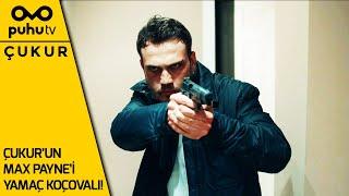 Çukur 4.Sezon 27.Bölüm - Çukur'un Max Payne'i Yamaç Koçovalı!