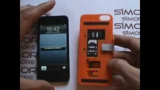 iPhone 5 - DualSIM - Doppel SIM Karten für iPhone 5 Dual SIM