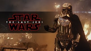 Star Wars: The Last Jedi | Finn v Phasma