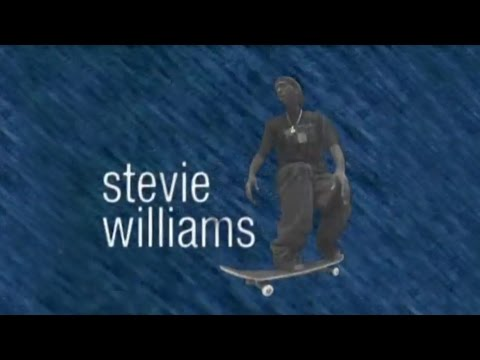 Video Vortex: Stevie Williams, The Reason | TransWorld SKATEboarding