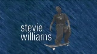 Vortex Stevie Williams The Reason TransWorld SKATEboarding
