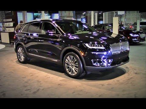Lincoln Black Label >> 2019 Lincoln Nautilus Tour - Lincoln's Premier Model For ...