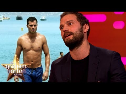 Jamie Dornan Had an Awkward James Bond Moment | The Graham Norton Show