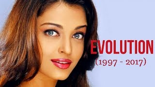 Download Aishwarya Rai Evolution (1997 - 2017) MP3 song and Music Video