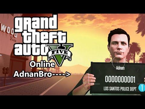 Grand Theft Auto 5 Online - Pravimo Karaktera i Prva Trka!
