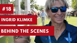 #18 | Ingrid Klimke Behind the Scenes | CHIO Aachen | 2018