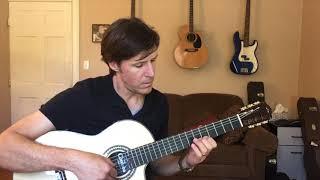 "Ryan Judd ""Spanish Sunrise"" Guitar for Relaxation"